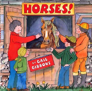 Horses by Gail Gibbons