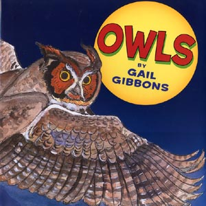 Owls by Gail Gibbons